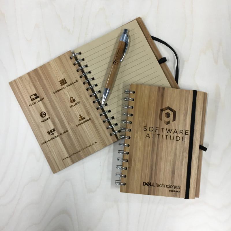 Marquage d'objets sur bambou