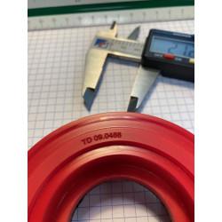 Marquage laser sur pièces en polyuréthane